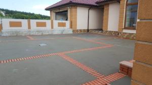 Posadzki cementowe Axelbud Szczecin